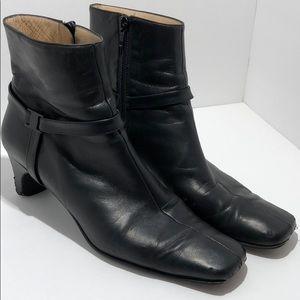 Shoes - Salvatore Ferragamo Boutique Booties 7 1/2 A